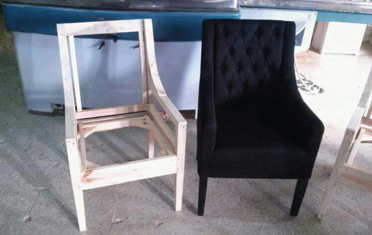 Fabricaci n de sof s tapicer a alba tapiceros huelva - Tapiceros en huelva ...