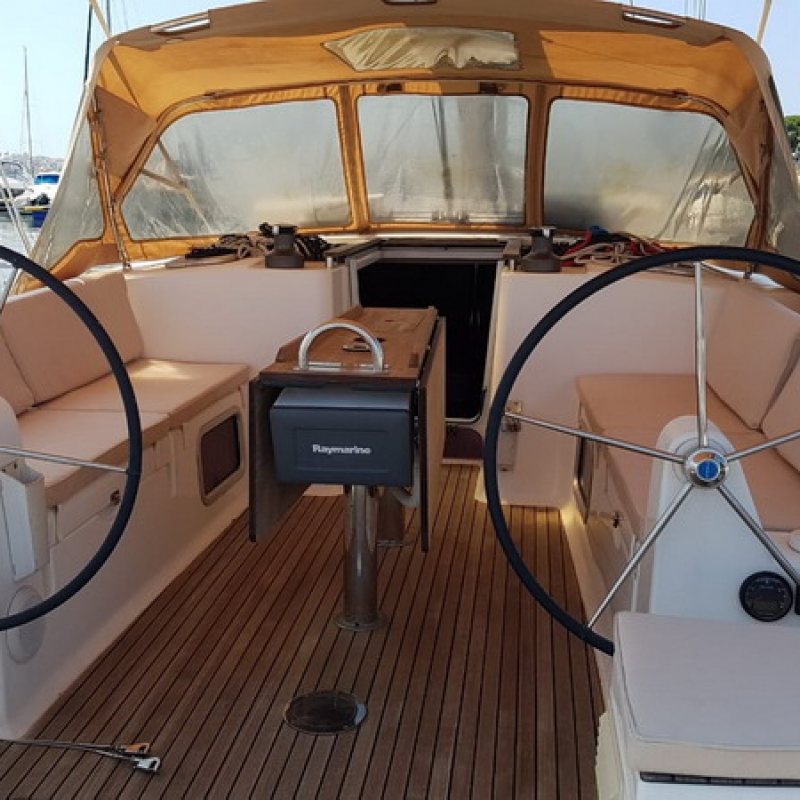 ¡Otro barquito velero para San Lorenzo en Punta Umbría...!