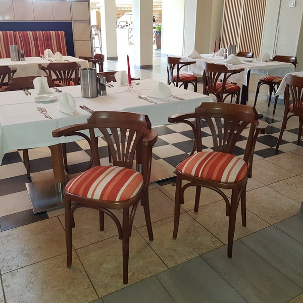 Tapizado mobiliario Hotel ROBINSON Club Quinta da Ria