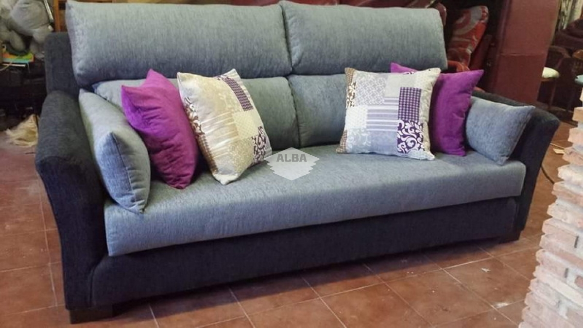 Tapizar cojines sofa cojines o asientos para sillas - Tapizar un sofa de piel ...