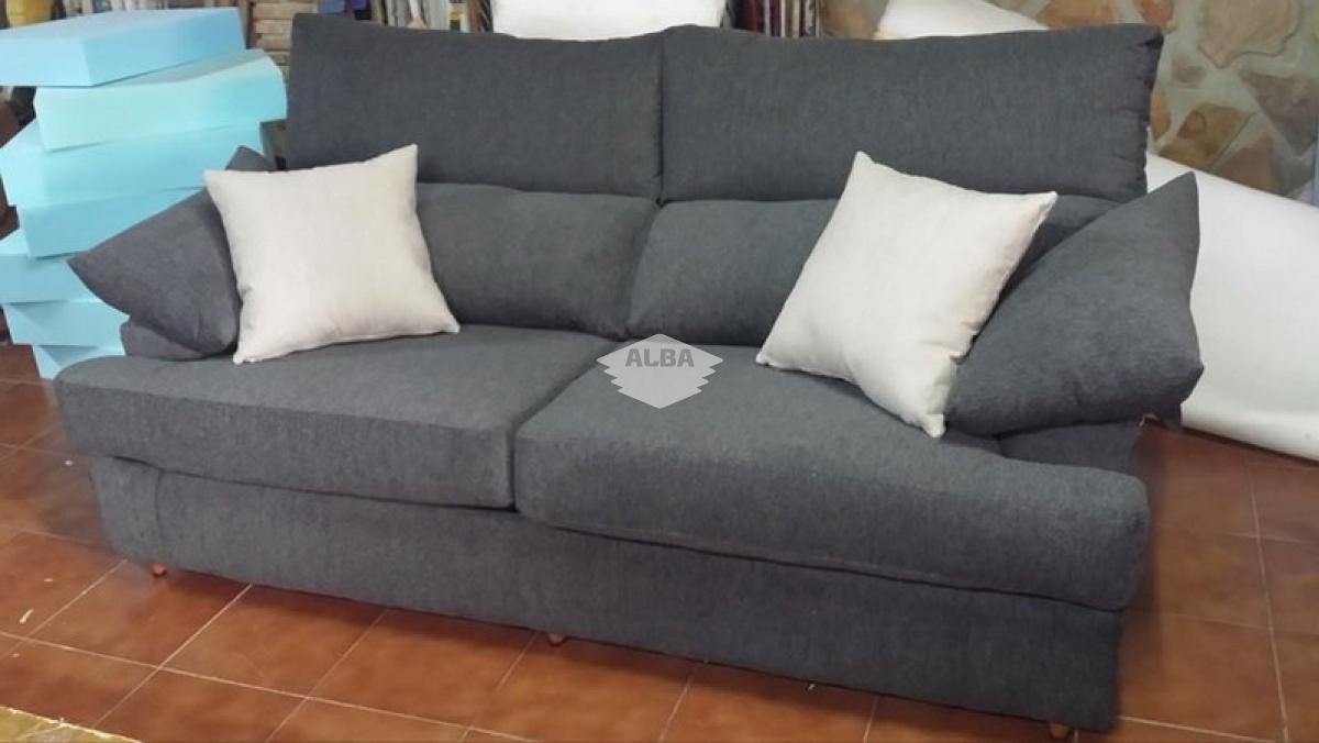 Confección de cojines para sofás, sillones, ...