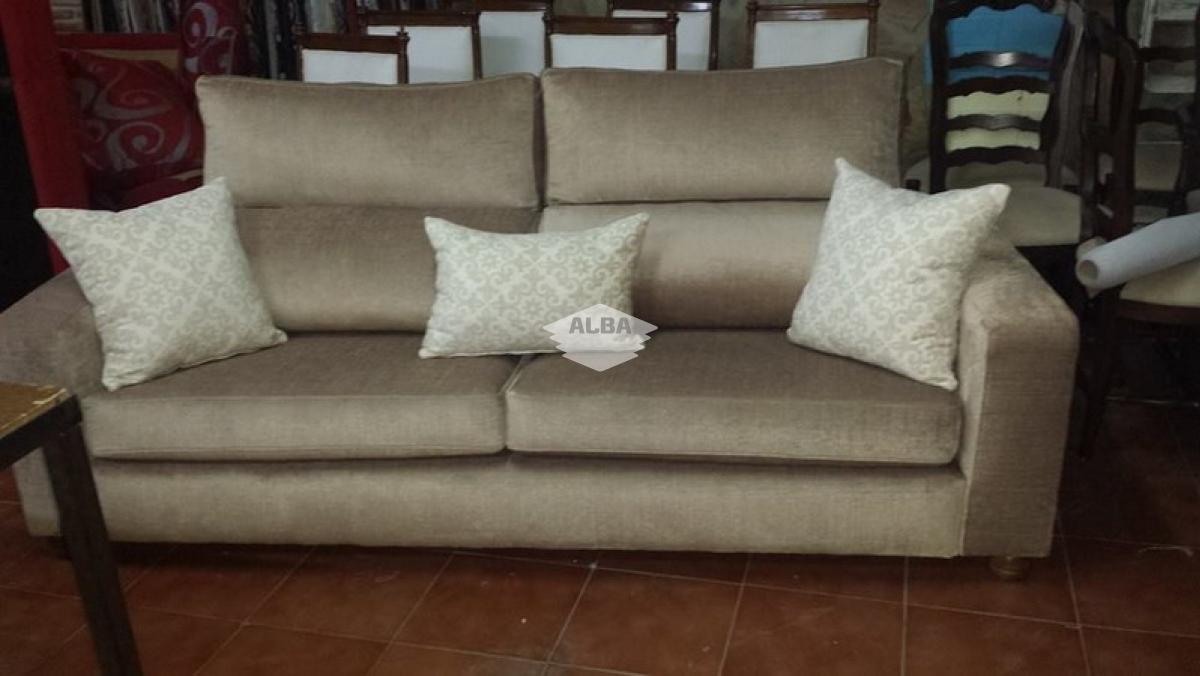 Tapizar cojines de sofa stunning ikea karlstad seater - Tapizar cojines sofa ...